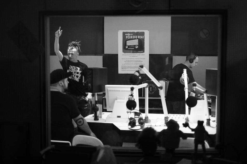 RuFFM @ Radio X