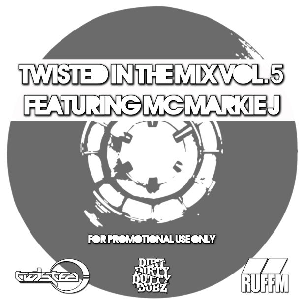 Twisted in the mix Vol. 5